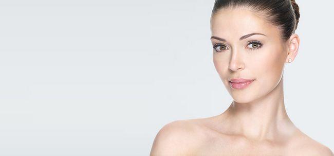 4 Perfekte Augenbrauen Formen für Lange geformtes Gesicht Foto
