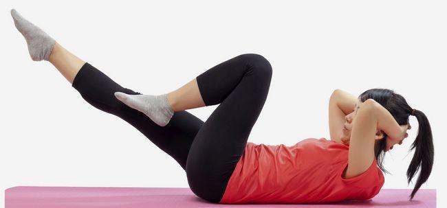 4 Leistungsstarke Workouts Ihre Bauch Ton Faster Foto