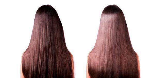4 Nebenwirkungen von Haar-Strecker Sie beachten sollten Foto