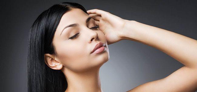 4 Simple Nachwachsen der Haare Verfahren und ihre Vorteile Foto