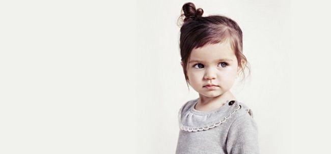 4 Einfache Frisuren für Kinder mit Kurzhaar Foto