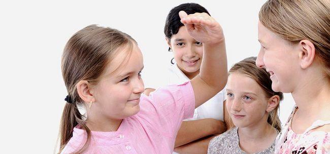 4 einfache Möglichkeiten, Höhe in Kinder zu erhöhen Foto