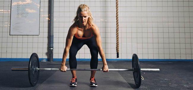 5 wirksame Kreuzheben Übungen Ihr Körper zu stärken Foto