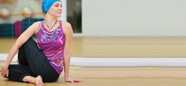 5 wirksame Übung für Frauen mit Brustkrebs Foto