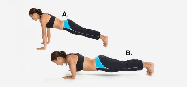 5 Effektive Übungen Flat Abs Get Foto