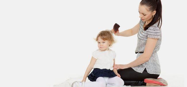5 Effektive Home Remedies Graues Haar zu behandeln In Kids Foto