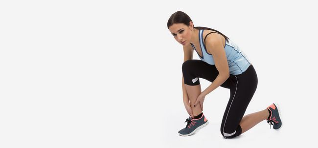 5 wirksame Verhütung von Verletzungen Übungen für alle Sie Läufer Foto