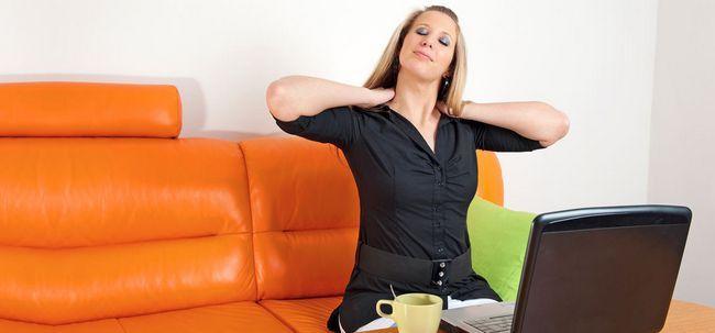5 Effektive Stretching-Übungen für Computer-Anwender Foto