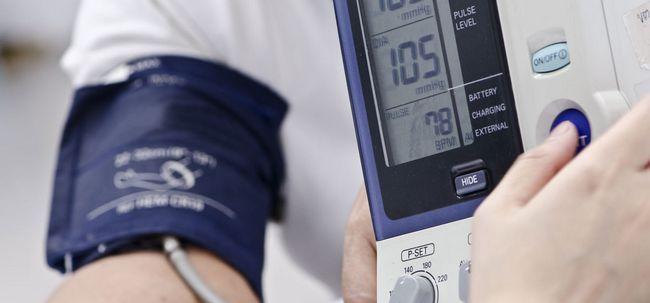 5 effektive Möglichkeiten zur Behandlung von Hypertonie Foto