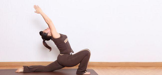 5 wirksame Yoga-Übungen Hip Schmerzen zu behandeln Foto