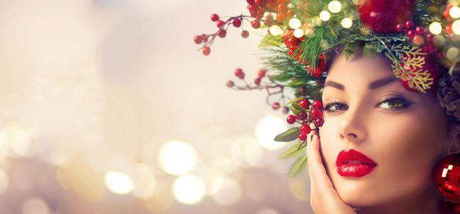 5 Frisuren, dass dieses Weihnachten so viel mehr Spaß machen wird Foto