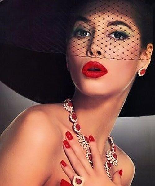 revlon roten Lippenstift