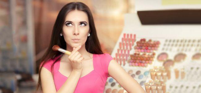 5 Make-up Produkte, die Ihr Gesicht zu verwandeln Foto