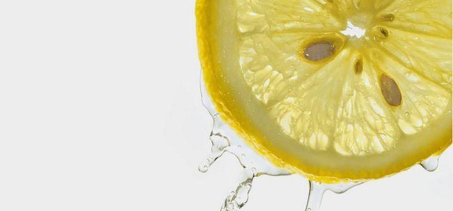5 einfache Zitrone Gesichtspackungen für alle Hautprobleme Foto