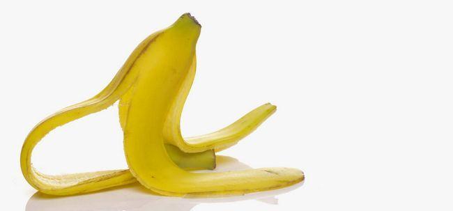 5 einfache Schritte zum Verwenden Banana Peel Akne zu behandeln Foto