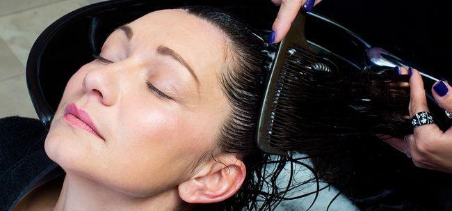 5 einfache Behandlungen für das Haarwachstum Foto