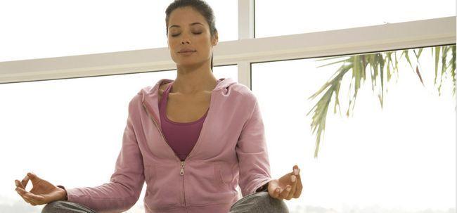 5 einfache Möglichkeiten, Meditation kann Ihr Leben verändern Foto
