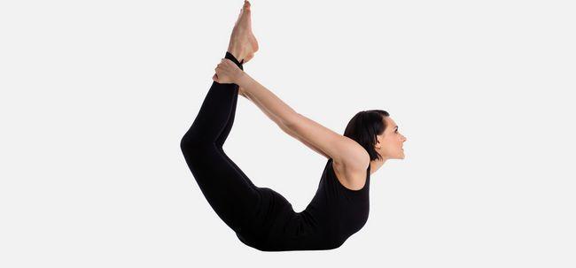 5 Therapeutische Yoga-Übungen sollten Sie auf jeden Fall versuchen Foto