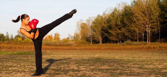 5 Arten von Aerobic Ausdauer-Trainingsprogramm Foto
