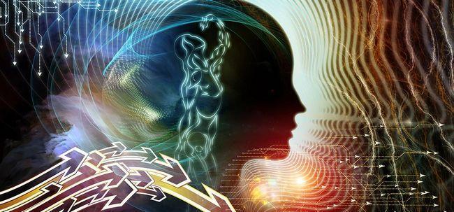 5 Arten von Gehirnwellen und Auswirkungen der Meditation auf ihnen Foto