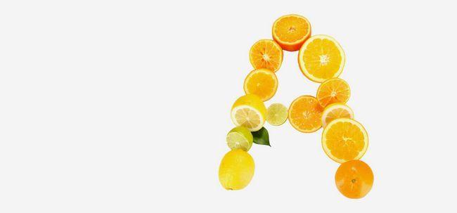 5 Vitamine Ihre Haut zum Leuchten zu bringen Foto