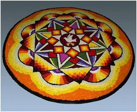 schöne geometrische Muster