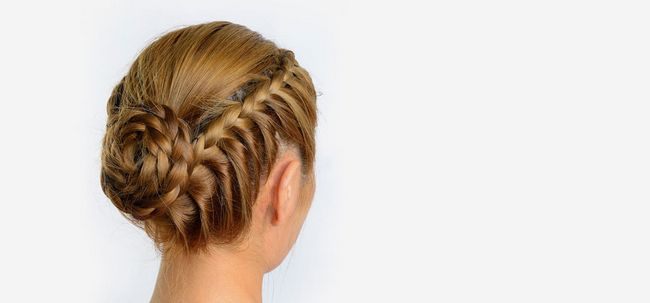 50 Entwined In Braid Frisuren Foto