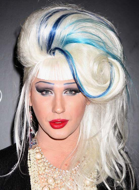 Hervorgehoben-Platinum-Blonde-Wellen-mit-Dramatic-Volume