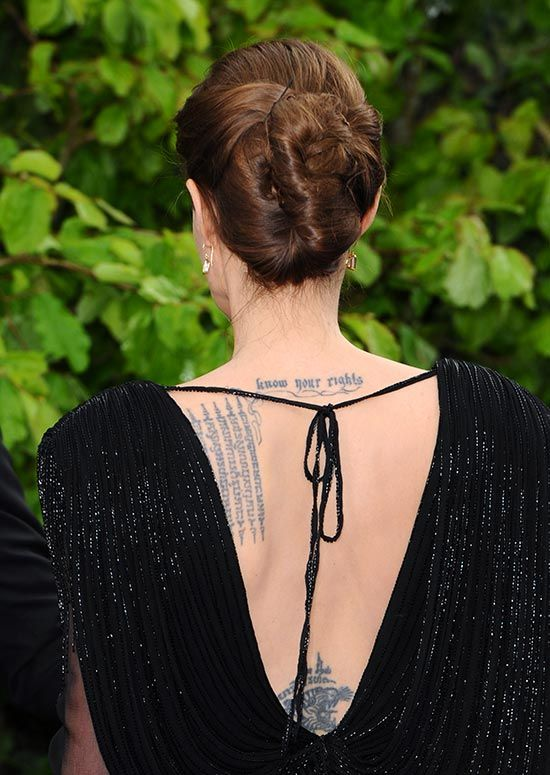 Lässig-and-Easy-Twisted Updo