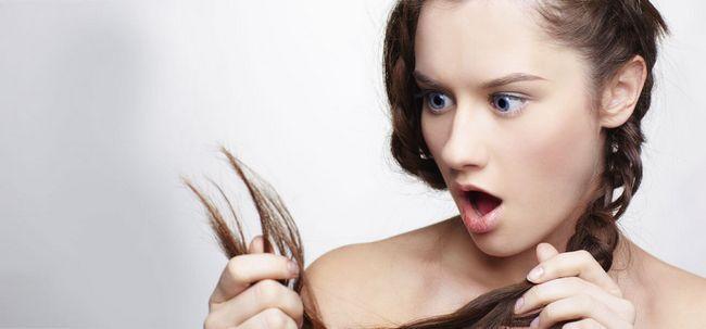 6 Ursachen, Auslöser Graues Haar Bei 25 Foto