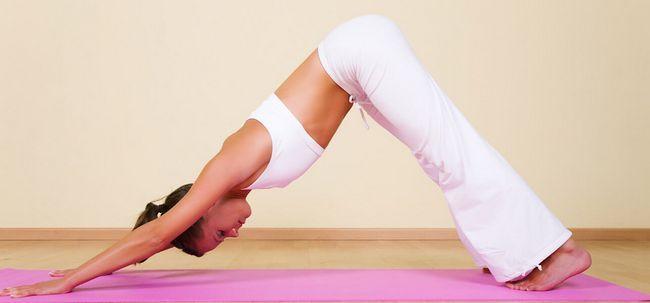 6 Effektive Yoga Asanas unregelmäßigen Perioden zu behandeln Foto