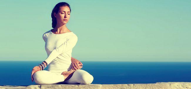 6 effektive Yoga-Übungen, Gewicht zu gewinnen Foto