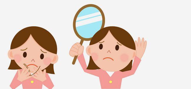 6 wichtigsten Ursachen für Haarausfall bei Kindern Foto