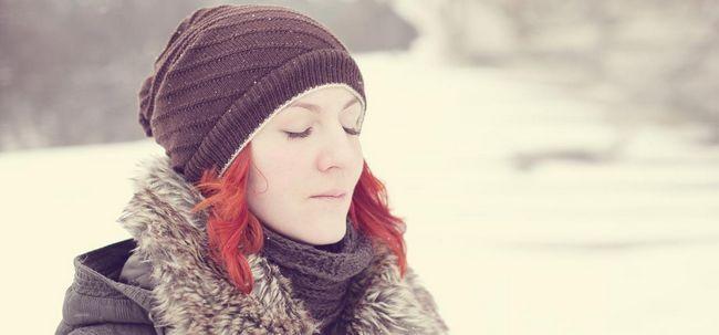 6 Winter Haarpflege-Tipps Sie sollten auf jeden Fall Folgen Foto