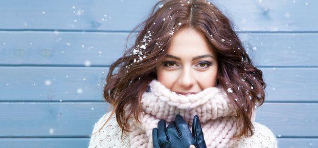 6 Winter Haar-Probleme und wie sie zu beheben Foto