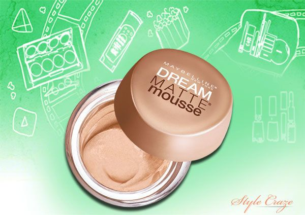 Maybelline Traum Matte Mousse Foundation