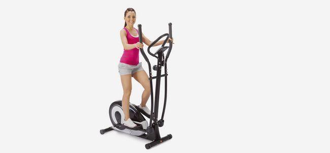 7 Effektive Vorteile der Elliptical Trainer Workout Foto