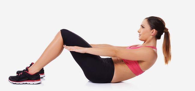 7 Effektive Lower Abs Workout für Frauen Foto