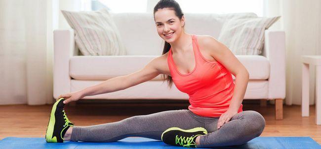 7 Wirksame Tipps Nach dem Training zu erholen Foto