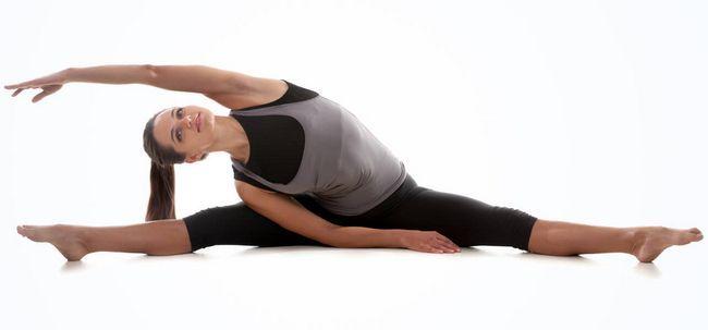 7 Effektive Yoga Poses Klimakterium zu behandeln, Foto