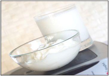 Joghurt und Rose Vorteile für die Haut