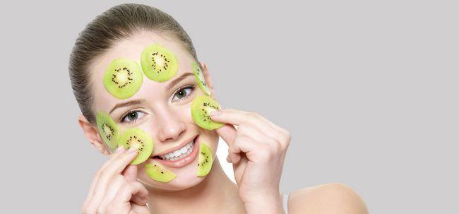 7 Kiwi-Frucht-Gesichtsmasken, die Sie heute ausprobieren können Foto