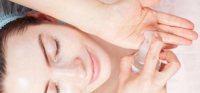 7 einfache Schritte zum Verwenden Castor Oil Akne zu behandeln Foto