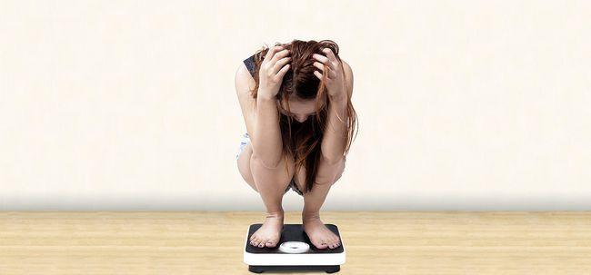 7 einfache Möglichkeiten, Stress führt zur Gewichtszunahme Foto