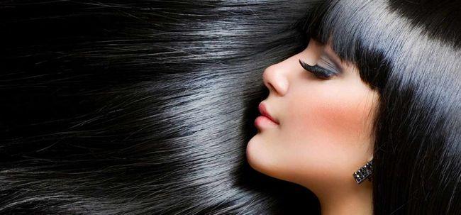 7 Tricks, die Ihr Haar aussehen kann länger, als es ist Foto