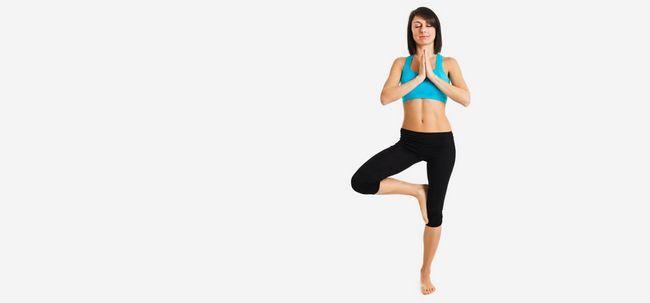 8 Effektive Yoga Asanas Sie Ihre Knochen gesund zu halten Foto