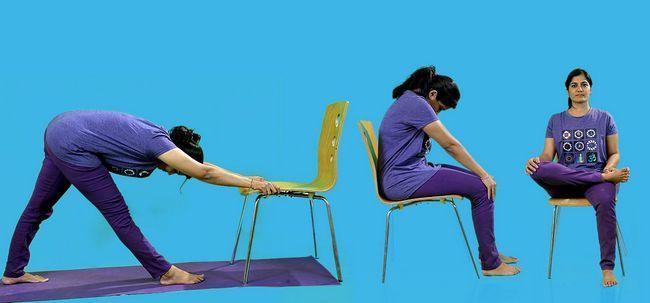 8 Effektive Yoga Poses Ischias zu behandeln Foto