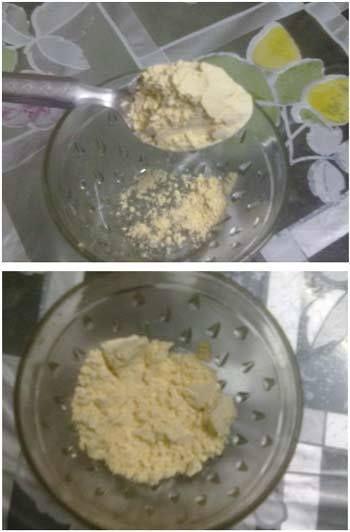 Kokosnussmilch für trockene Haut
