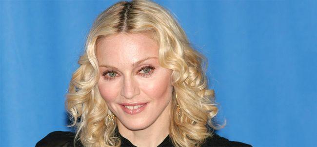 9 Bilder von Madonna ohne Make-up Foto