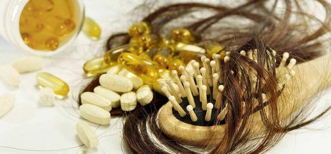 9 Plötzliche Haarausfall Gründe und wie es zu kontrollieren? Foto